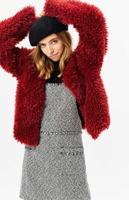 Somedays Lovin Unspoken Faux Fur Jacket