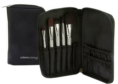 Colorescience On The Go Brush Set 1 ea