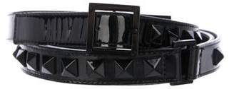Tory Burch Wrap-Around Embellished Belt