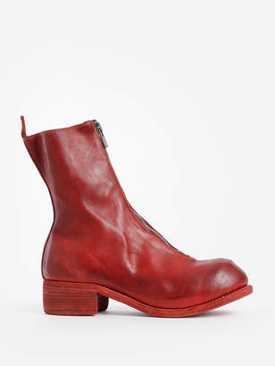 Guidi RED HORSE FUL GRAIN LEATHER BOOTS