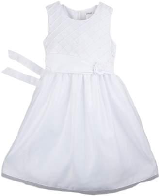 Joe-Ella Quilted Bodice Dress