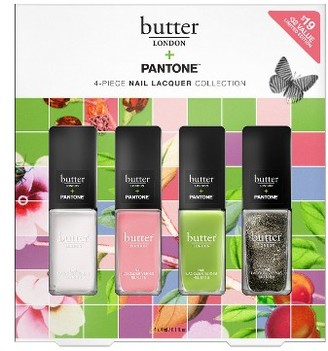 Butter London Pantone Nail Lacquer Set - Refresh
