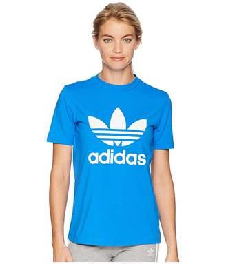210aee167e8 Adidas Trefoil T Shirts - ShopStyle