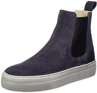 Marc O'Polo Women's Flat Heel 70814195001309 Chelsea Boots
