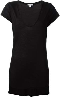 James Perse V neck T-shirt