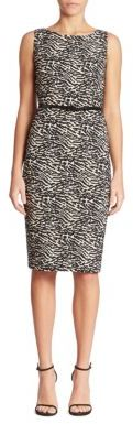 Max Mara Max Mara Editti Printed Dress