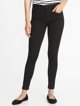 Old Navy Mid-Rise Built-In Sculpt Never-Fade Rockstar Super Skinny Jeans for Women