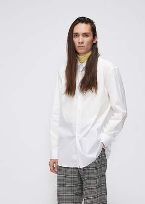 Raf Simons Back Pleat Shirt