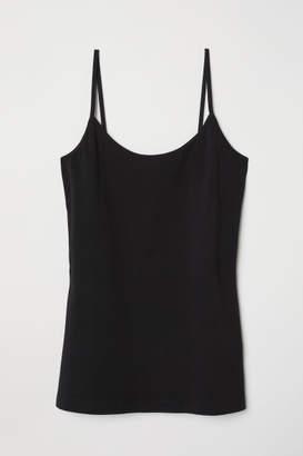 H&M Basic Tank Top - Black
