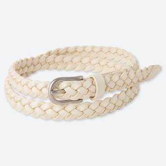 Uniqlo WOMEN Mesh Skinny Belt