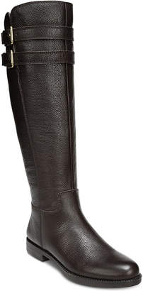 Franco Sarto Cristoff Wide-Calf Riding Boots Women's Shoes