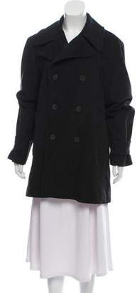 Burberry Samson Wool Coat