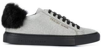 Philipp Plein Baby puff sneakers