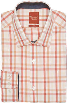 Original Penguin LARGE CHECK DRESS SHIRT