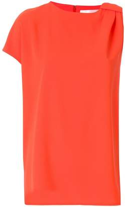 Victoria Beckham Victoria asymmetric oversized T-shirt