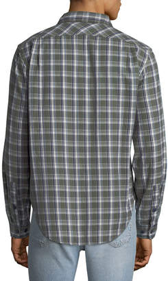 UGG Men's Anders Classic Fit Plaid Flannel Shirt
