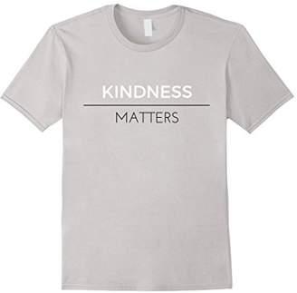 Kindness matters t-shirt positive message t-shirt