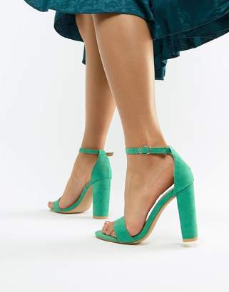 764f2ba6d169 Barely There Sandal Heels - ShopStyle UK