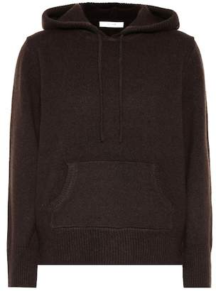 The Row Nassam cashmere hoodie
