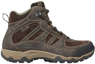 L.L. Bean L.L.Bean Men's Trail Model 4 Waterproof Hiking Boots, Leather/Suede