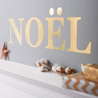 Nutmeg Personalised Glitter Letter Wall Sticker