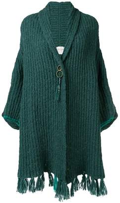 Forte Forte ribbed knit cardigan