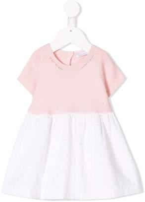 Patachou two-tone dress