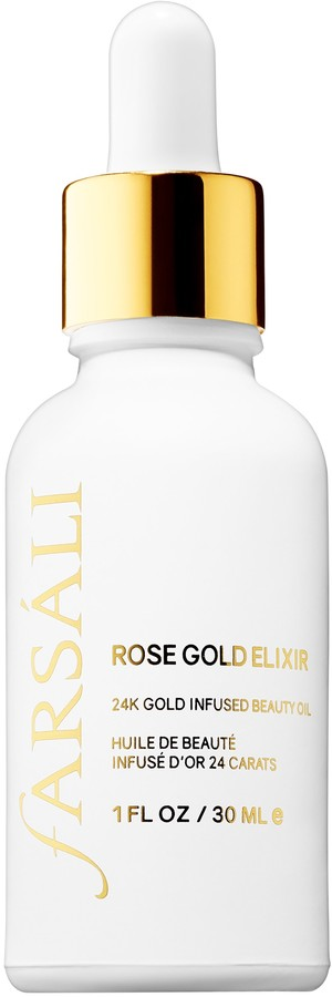 Farsáli FARSALI - Rose Gold Elixir 24k Gold Infused Beauty Oil