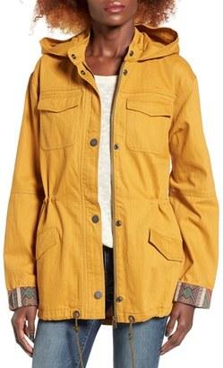 Women's Roxy Fancy Durban Utility Jacket $89.50 thestylecure.com