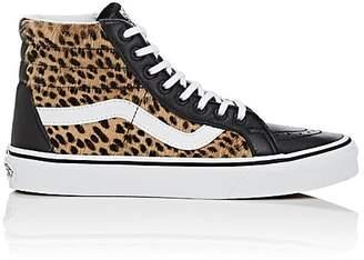 Vans Women's Sk8-Hi Reissue Calf Hair & Leather Sneakers