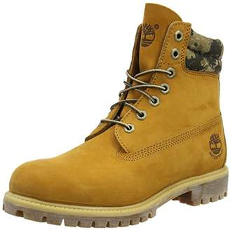 Timberland FTB_6 in Double Collar, Men's Laced Boots,(43.5 EU)
