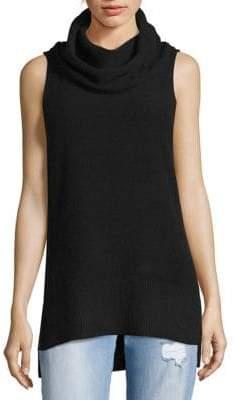 Saks Fifth Avenue Sleeveless Cashmere Tunic