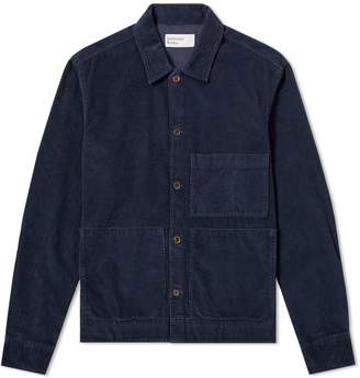 Universal Works Uniform Shirt Jacket