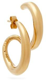 Charlotte Chesnais Curl Single Earring - Womens - Gold