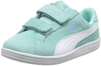 96820a33415 Puma Unisex Kids Smash Fun Sd V Ps Low-Top Sneakers