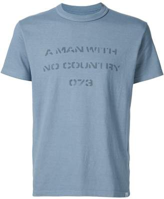 Visvim 'A Man With No Country' T-shirt