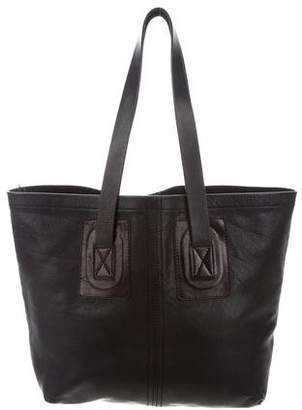 Rick Owens Leather Small Tote Bag