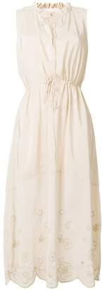 See by Chloe sleeveless midi dress