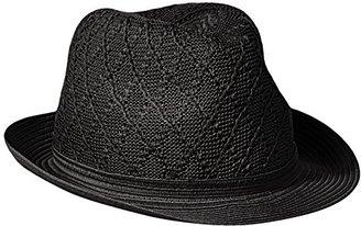 Collection XIIX Women's Color Expansion Fedora Hat $28 thestylecure.com