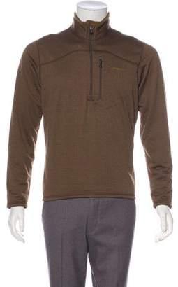 Patagonia Mock Neck Fleece Jacket