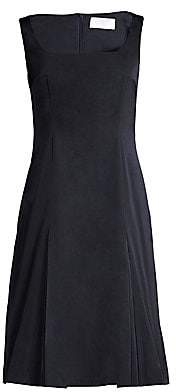 BOSS Women's Dafra Micro Radzimir A-Line Dress - Size 0