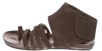 Pedro Garcia Suede Sandals