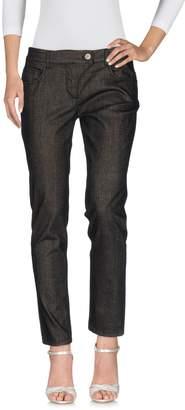 Ermanno Scervino Denim pants - Item 42632549VH