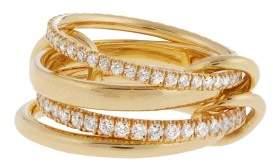 Spinelli Kilcollin Polaris 18kt Gold & Diamond Ring - Womens - Gold