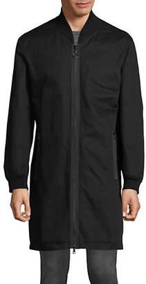 HUGO Mutol Longline Coat