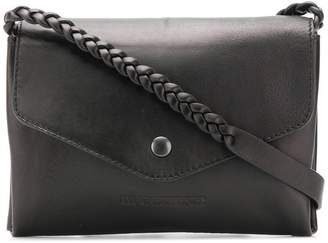 Ann Demeulemeester braided strap shoulder bag