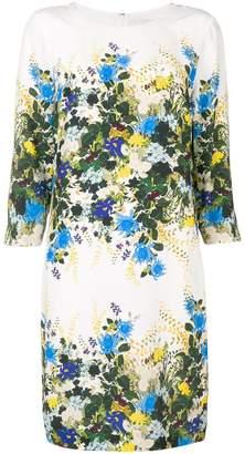 Erdem floral print dress