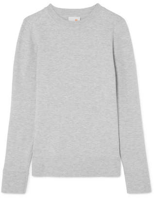 JoosTricot - Stretch Cotton-blend Sweater - Gray