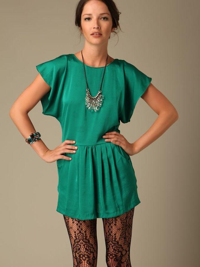 Dynasty Shift Dress