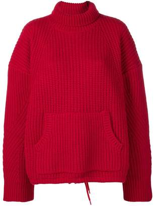 Undercover knitted jumper